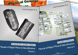 Rapid Mineral Identification Manuals